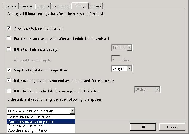 Windows: Error Value: 2147750687
